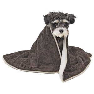 PAWZ Road Fluffy Skin Dog Blanket
