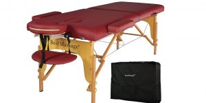 Top 10 Best Portable Massage Tables in 2018 – Buyers's Guide
