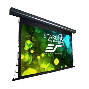 Elite Screens Electric Motorized Projector Screen
