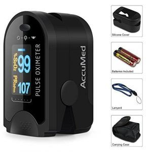 Top 10 Best Pulse Oximeters in 2019 - HQReview