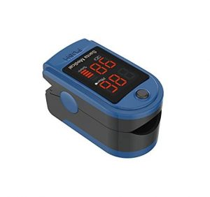 Santamedical Generation 2 Fingertip Pulse Oximeter Oximetry Blood Oxygen Saturation Monitor