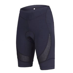 Beroy Womens 3D Gel Padded Bike Shorts