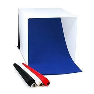 LimoStudio 16 x 16 Table Top Photo Photography Studio