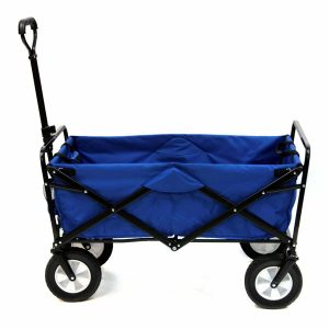 Mac Sports Folding Collapsible Outdoor Utility Wagon
