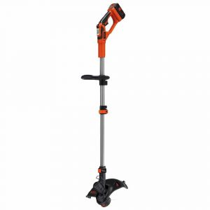 BLACK+DECKER LST136W String Trimmer, 40V MAX Lithium Ion