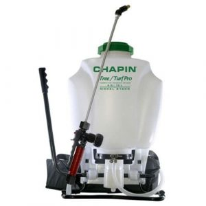 Chapin Tree and Turf Pro 4-Gallon Commercial Backpack Sprayer