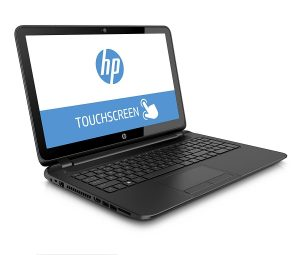 HP 15-F222WM 15.6 Touch Screen Laptop