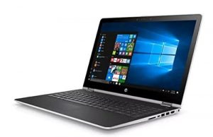 2018 Newest Flagship HP X360 15.6 Inch Full HD Touchscreen 2-in-1 Convertible Laptop