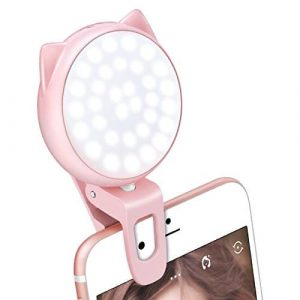 OURRYSelfie Ring Light For Camera