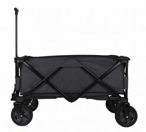Patio Watcher Collapsible Heavy Duty Folding Cart