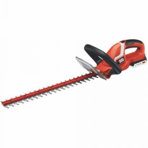 "BLACK 22"" DECKER LHT2220 20V Lithium Hedge Trimmer"