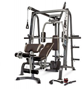 Marcy Smith Cage Training Home Gym System MD-9010G