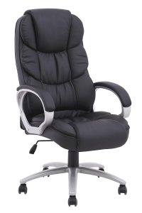 BestOffice Ergonomic High Back PU Leather Office Chair