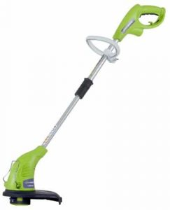 Greenworks 4 Amp Corded String Trimmer, 13-Inch