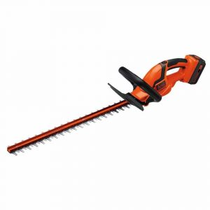 BLACK LHT2436 DECKER 24 40V Cordless Hedge Trimmer