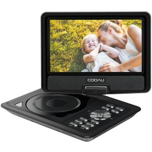 COOAU 11.5 inch Portable DVD Player