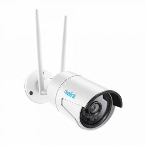 Reolink RLC-410WS 4MP Super HD Wi-Fi Security Camera