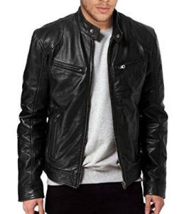 The Leather Biker Factory Men's SWORD Jacket
