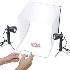 Emart 16 x 16 Inch Table Top Photo Photography Studio
