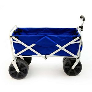 Mac Sports Heavy Duty Folding Collapsible Beach Cart