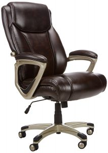 AmazonBasics Tall and Big Executive Chair