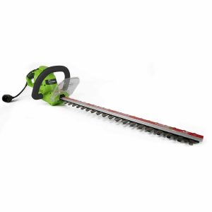 Greenworks 22 in. 22122 Dual 4 Amp Action Electric Hedge Trimmer