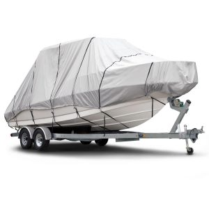 Budge 600 Denier T-Top Boats Cover