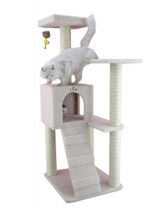Armarkat B5301 Classic Cat Tree Ivory