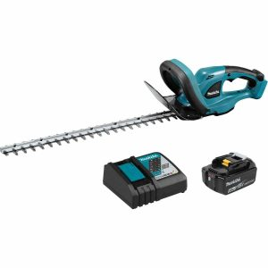 Makita 18V LXT XHU02M1 Lithium-Ion Cordless Kit 22 Hedge Trimmer