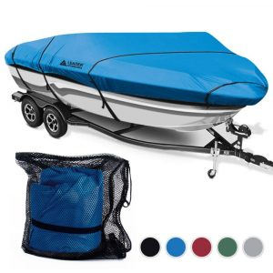 Leader Accessories 5 Colors 600D Boat Cover
