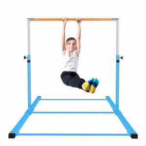 Gymmatsdirect Gymnastics Height Adjustable Junior Training Bar