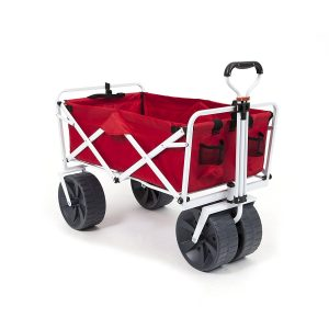 Mac Sports Heavy Duty Collapsible Folding Beach Cart