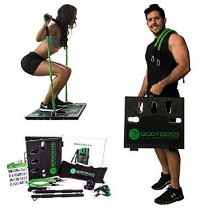 Body-Boss Home Gym Full Portable