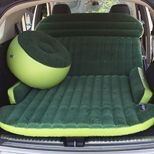 Merging Inflatable Air Mattress for SUV Car Bed