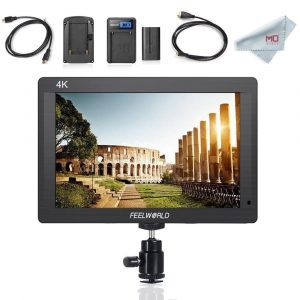 Feelworld F-H7 Camera Monitor Full H.D, 7 inch