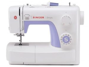 Singer Simple 3232 with 32 Built-In Stitches Portable Sewing Machine