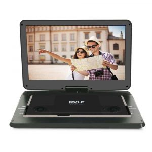 Updated Pyle 15 inch Portable CD player