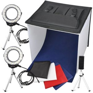 FOSITAN Portable Photo Studio Box