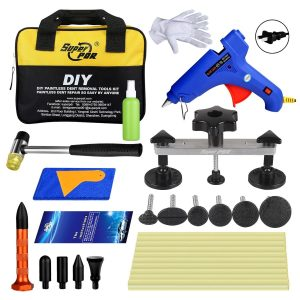 Super PDR 20pcs Dent Puller Dent repair kits.