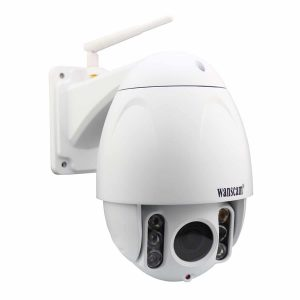 Wanscam Metal PTZ IP Dome Wireless Camera Outdoor