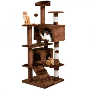 Yaheetech Cat -Tree Tower Condo Furniture