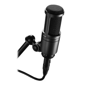 Audio-Technica AT2020 Studio Microphone