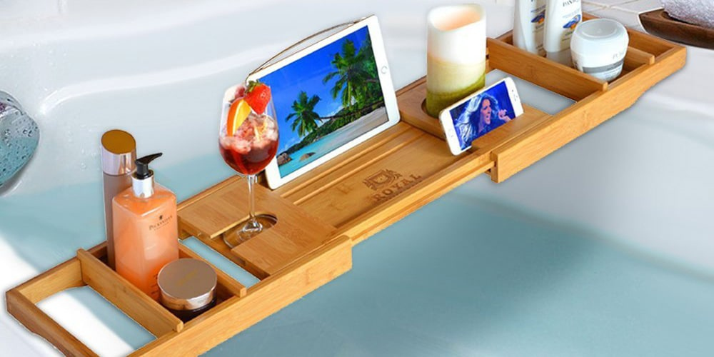 Top 10 Best Bathtub Caddy in 2018 – Top Products Reviews - HQReview