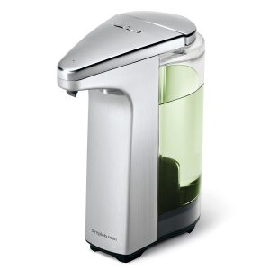Simplehuman Touch-Free 8 fl. oz Automatic Sensor Soap Pump
