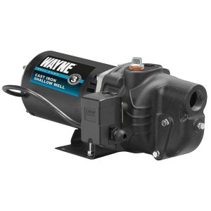 WAYNE SWS100 1 HP Shallow Well Jet Pump