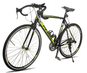 Merax Finiss Aluminum 700C 21 Speed Road Bike