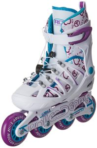 Roller Derby Girl's 5.2 Stinger Adjustable Inline Skate
