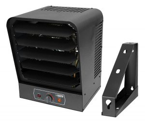 King Electric GH2405TB Garage Heater with Thermostat - 5000W
