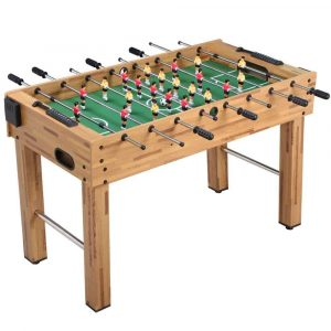 Yaheetech 48'' Deluxe Game Table Soccer Table