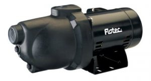 Flotec FP4012-10 1:2 HP Shallow Well Pump Jet